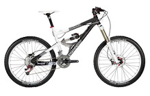 Solid Blade Enduro Comp black white